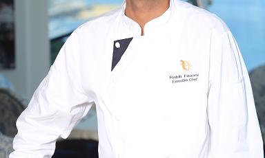 Nouveau chef, nouveau souffle Rabih Fouany au Sydney's Club Bar